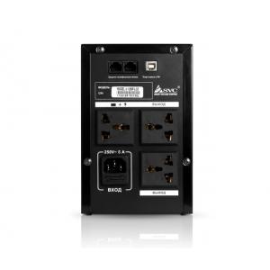 Источник бесперебойного питания Svc UPS V-1200-F Black