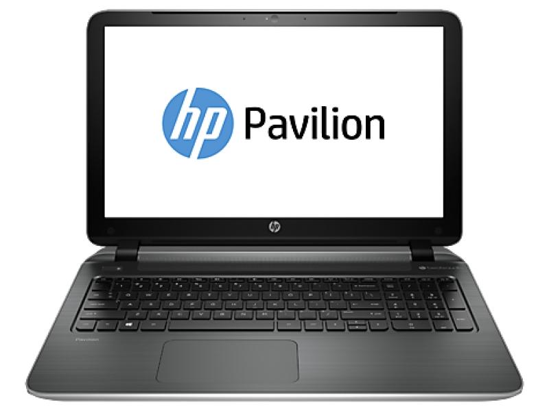Ноутбук HP Pavilion 15-p059er Grey/Silver