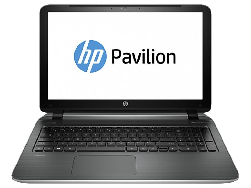 Ноутбук HP Pavilion 15-p057er (J1T90EA) Grey/Silver