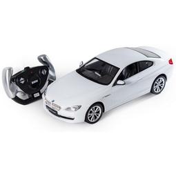Радиоуправляемая игрушка Rastar BMW 6 42600W White