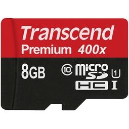 Карта памяти Transcend TS8GUSDCU1