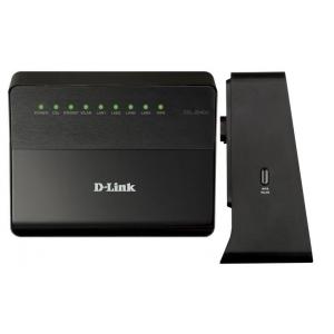 ADSL модем D-link DSL-2640U/RA/U1A + DWA-125