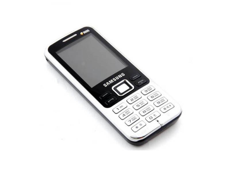 Мобильный телефон Samsung GT-C3322ZWISKZ