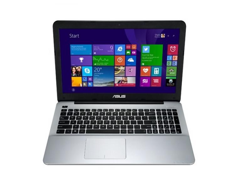 Ноутбук Asus X555LN-XO130H Silver