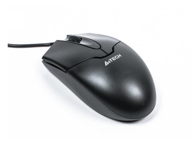 Мышь A4Tech V-Track N302 Black