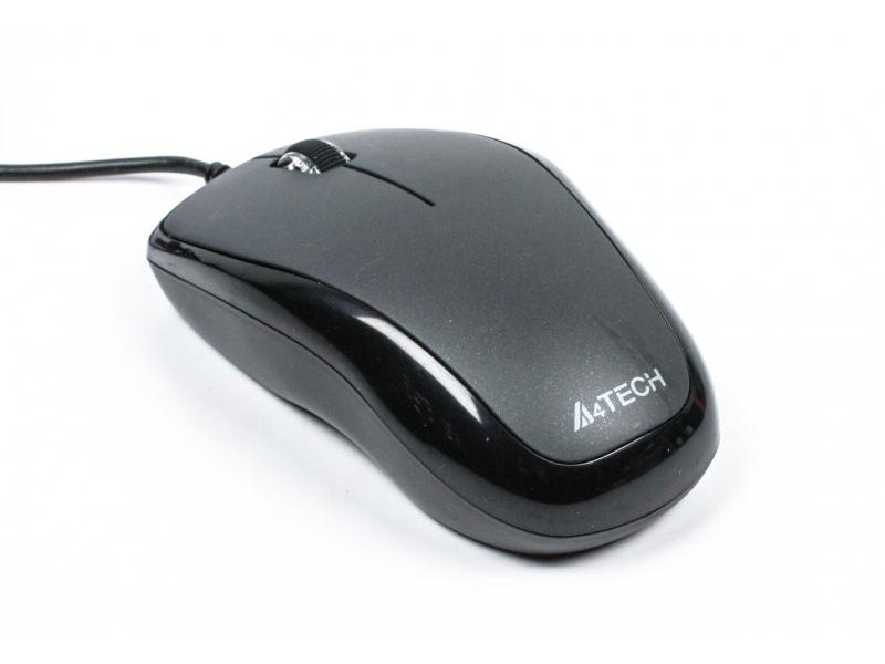 Мышь A4Tech V-Track N322 Black