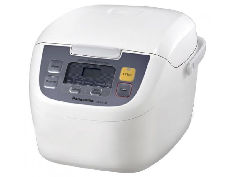 Мультиварка Panasonic SR-DY181WTQ