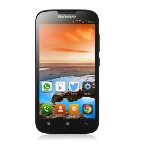 Смартфон Lenovo A560 Black