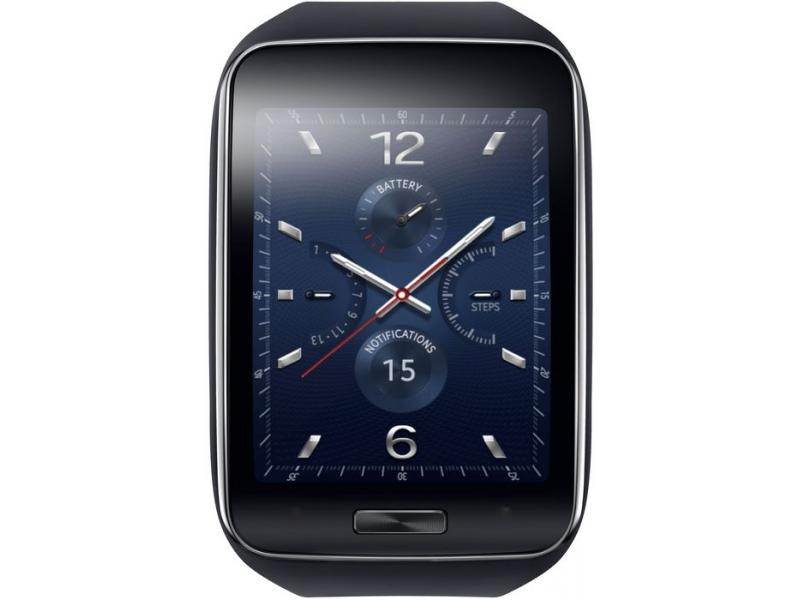 Smart часы Samsung Galaxy Gear S SM-R7500ZKASKZ