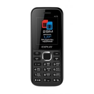 Мобильный телефон Explay A170 Black