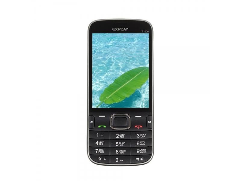 Мобильный телефон Explay T1000 Black