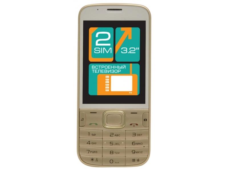 Мобильный телефон Explay T1000 Gold