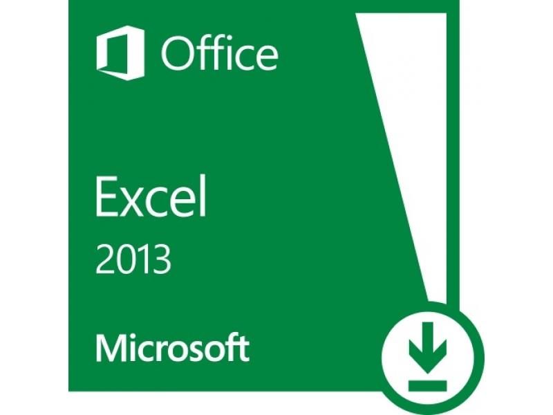 Microsoft Office Microsoft Excel 2013 PKL Online DwnLd C2R NR (AAA-01279)