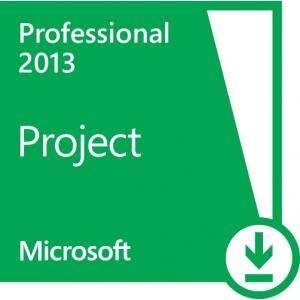 Microsoft Office Microsoft Project Pro 2013 PKL Online DwnLd C2R NR (AAA-01974)