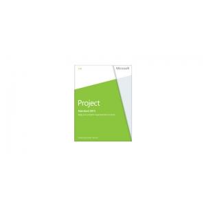 Microsoft Office Microsoft Project 2013 PKL Online DwnLd C2R NR (AAA-02058)