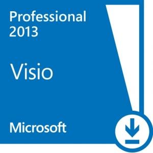 Microsoft Office Microsoft VISIO Pro 2013 ENGLISH PKL Online DwnLd C2R NR (AAA-02264)