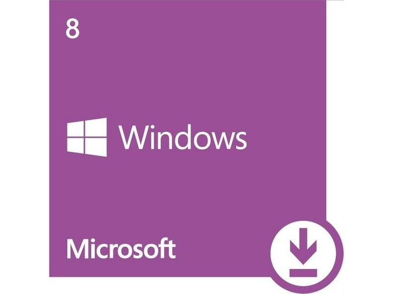 Microsoft Windows Microsoft Windows 8 Upgrade (6QR-00002)