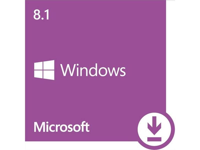 Microsoft Windows Microsoft Windows 8.1 (6QR-00006)