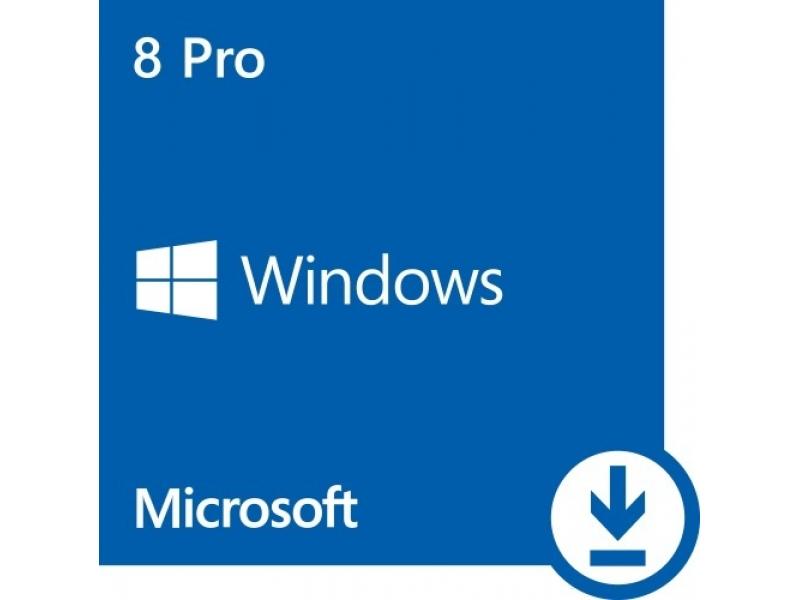 Microsoft Windows Microsoft Windows 8 Pro (6PR-00002)