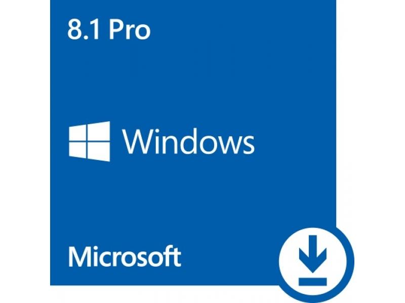 Microsoft Windows Microsoft Windows 8.1 Pro ALL (6PR-00006)