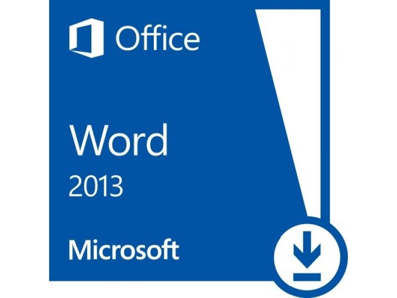 Microsoft Office Microsoft Word 2013 32/64bit Kazakh EM PKL Online DwnLd C2R NonCmcl NR (AAA-04360)