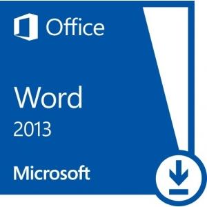 Microsoft Office Microsoft Word 2013 PKL Online DwnLd C2R NR (AAA-02451)