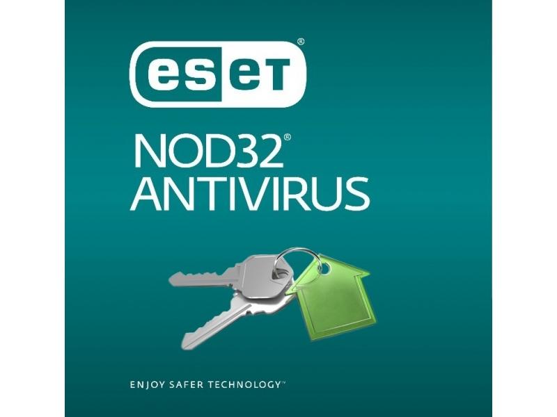 Антивирус Nod32 Eset (ПРОДЛЕНИЕ НА 12 МЕСЯЦЕВ ДЛЯ 3ПК)