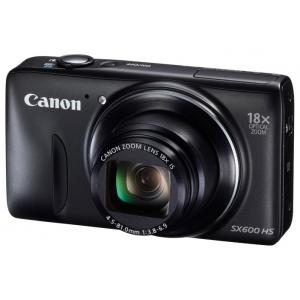 Цифровой фотоаппарат Canon PowerShot SX600 HS Black