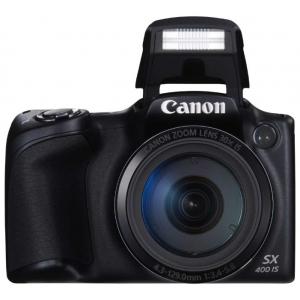 Цифровой фотоаппарат Canon PowerShot SX400 IS Black