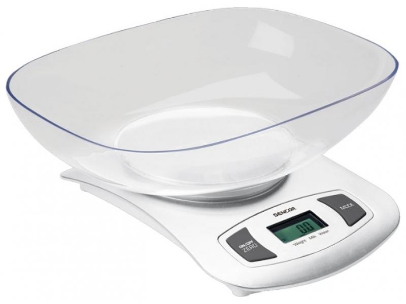 Весы Sencor SKS-4001 WH