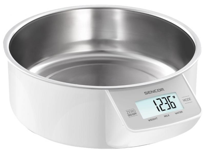 Весы Sencor SKS-4030 WH