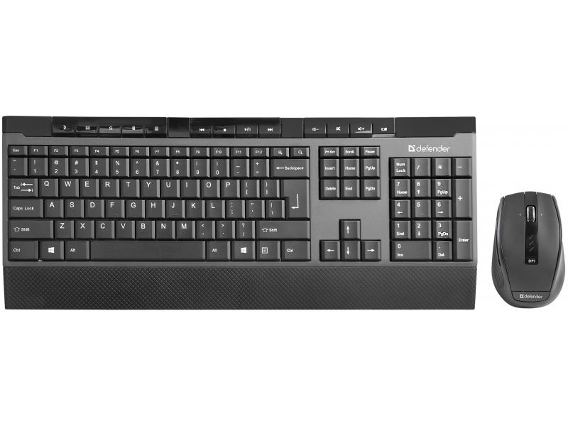 Клавиатура +Мышь Defender Cambrige C-995