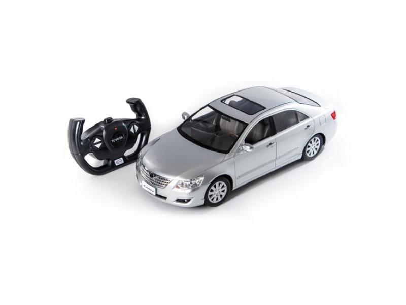 Радиоуправляемая игрушка Rastar Toyota Camry White