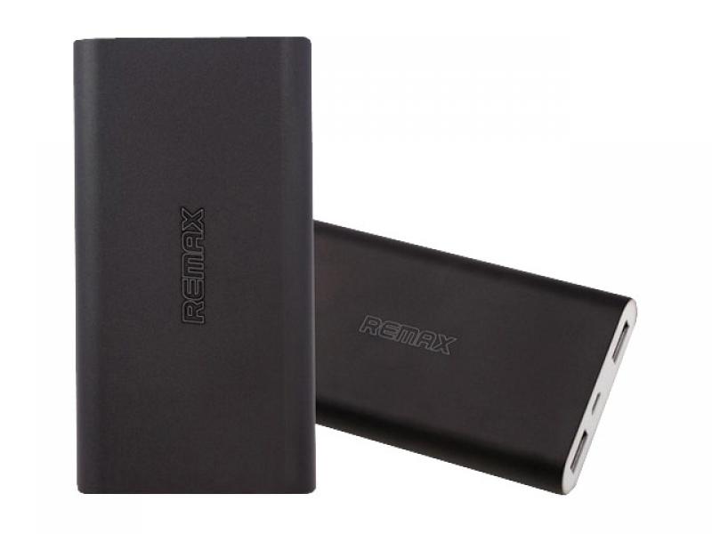 Зарядное устройство Remax Vanguard Series 10000mah Black
