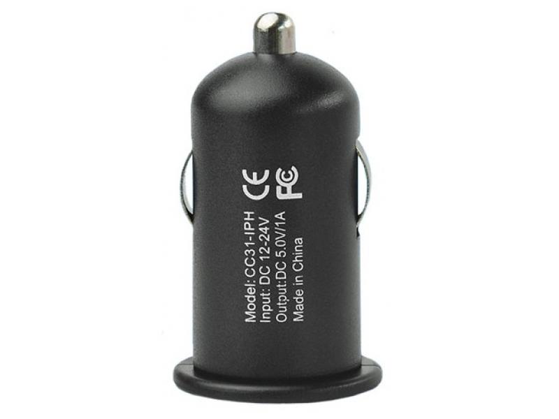 Зарядное устройство Yotrix USB Car Charger Black