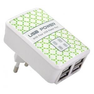 Зарядное устройство Yotrix USB Power Adapter White