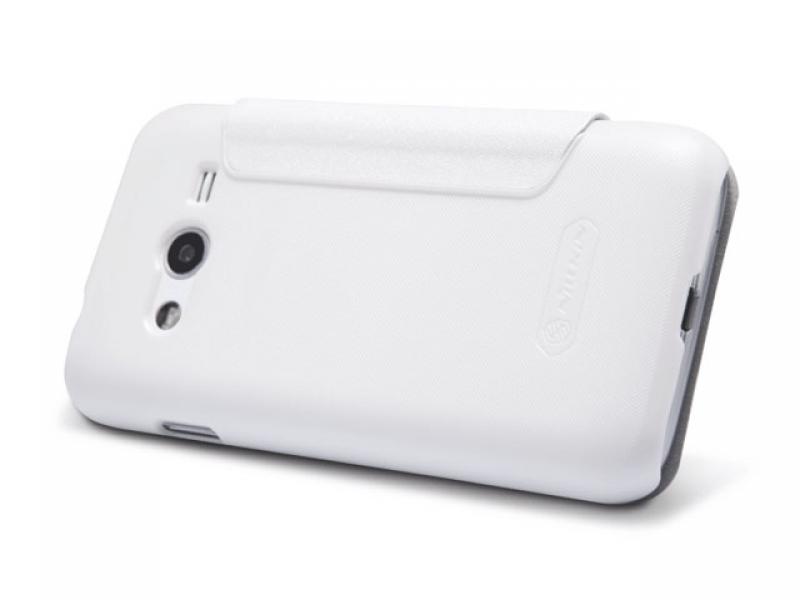 Чехол для мобильного телефона Nillkin Leather Case NLK-6927 White