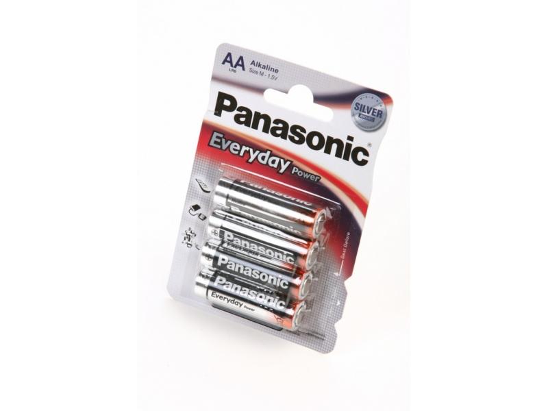 Элемент питания Panasonic LR6EPS/4BP