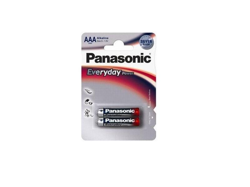 Элемент питания Panasonic LR03EPS/2BP 4+2F