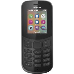 Мобильный телефон Nokia 130 2017 Black