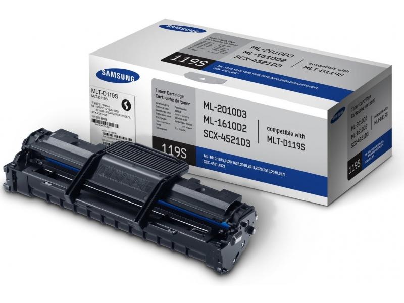 Картридж Samsung MLT-D119S/Laser Black