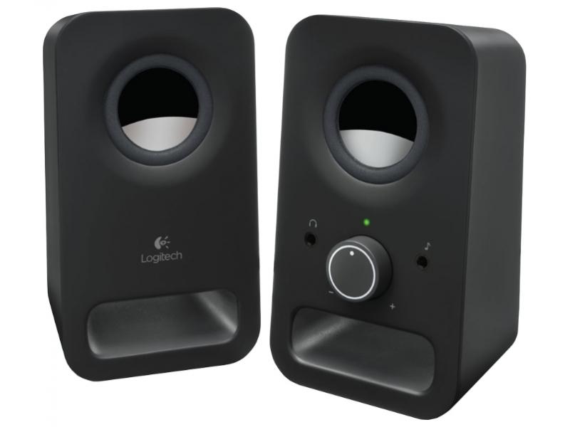 Звуковые колонки Logitech Z150 Black