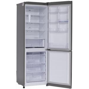 Холодильник Lg GA-B409SLQA Silver