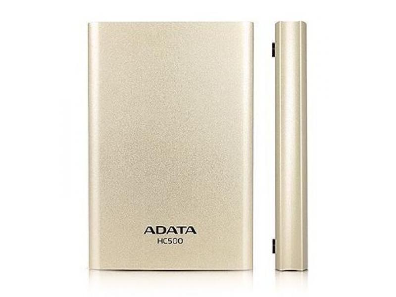 Внешний жесткий диск A-data AHC500-1TU3-CGD