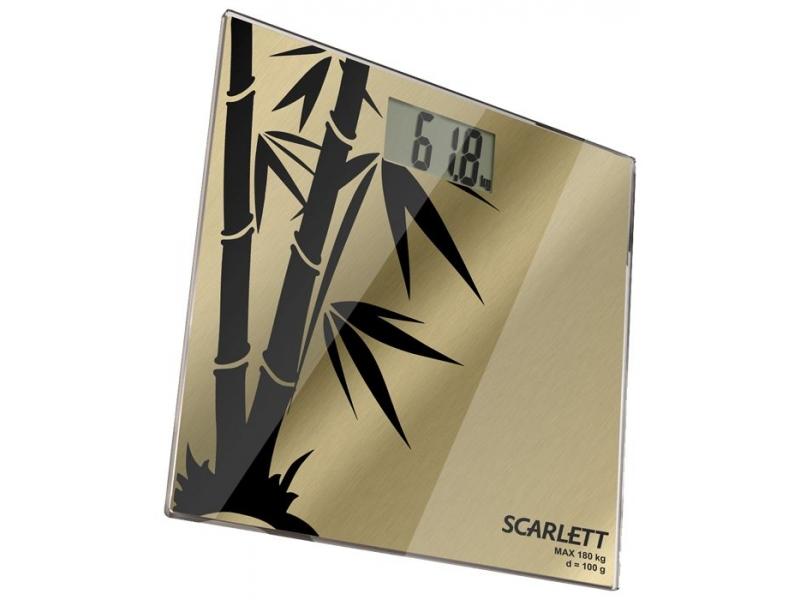 Весы Scarlett SC-218 GD