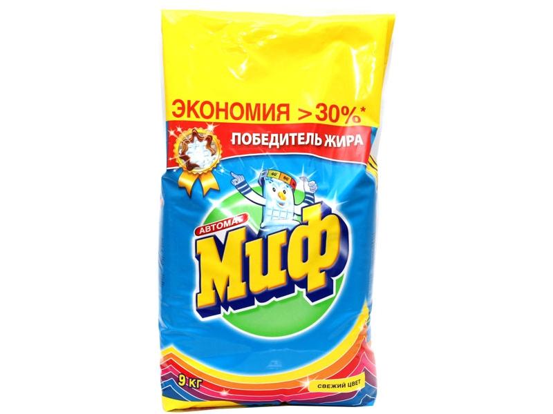 Стиральный порошок Миф Color (9 kg)