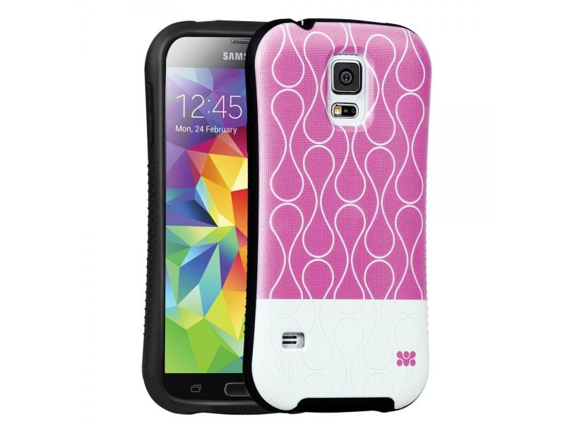 Чехол для мобильного телефона Promate CAMEO-S5 (00006611) Pink
