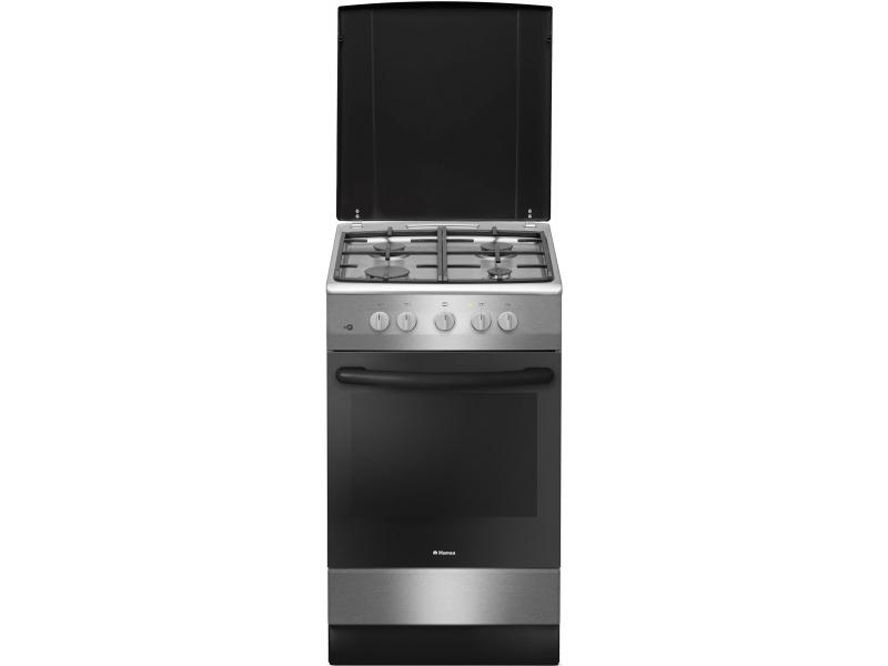 Газовая плита Hansa FCGX53040 Black