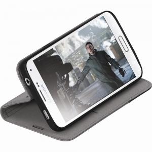 Чехол для мобильного телефона Promate FOLIO-S5 (00006592) Grey