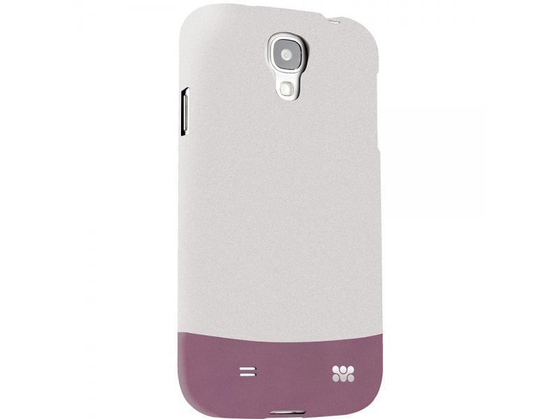 Чехол для мобильного телефона Promate GRITTY-S4 (00006621) White